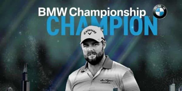 Marc Leishman sicherte sich die BMW Championship mit einem beeindruckenden Start-Ziel-Sieg. (Foto: twitter.com/PGATOUR)