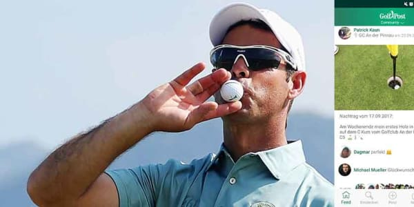 Golf Post App (Foto: Getty)