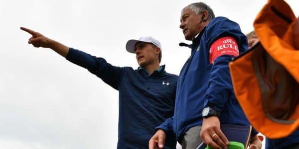 Auch für Jordan Spieth gelten die offiziellen Golfregeln. (Foto: Getty)