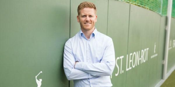 Michael Ernst ist Sportmanager beim Golf Club Sankt Leon-Rot und betreut mitunter auch Caroline Masson. (Foto: GolfPost)