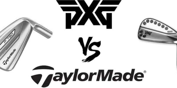 Zwischen PXG und TaylorMade bahnt sich ein Rechtsstreit an. (Foto: TaylorMade/PXG)