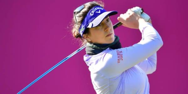Sandra Gal mit guten Chancen auf eine Top-Platzierung bei der The Evian Championship. (Foto: Getty)