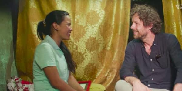 Erik Anders Lang ist für Adventures in Golf in Nepal unterwegs und trifft sich mit Nepals Nachwuchslegende Pratima Sherpa auf Nepals ältestem Golplatz. (Foto: Screenshot)