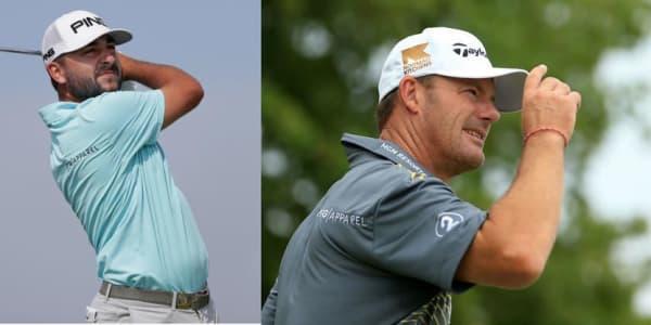 Stephan Jaeger und Alex Cejka spielen in der nächsten Saison auf der PGA-Tour. (Foto: Getty)