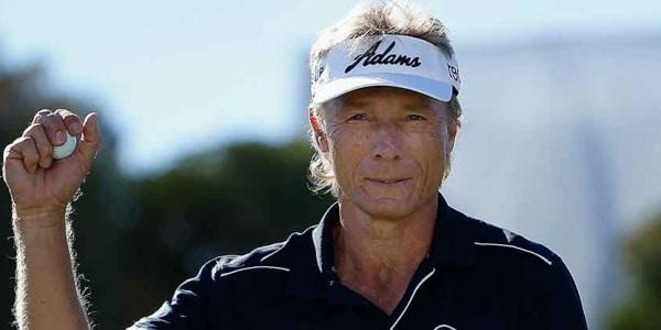 Kaum ein Golfer spielt so konstant wie Bernhard Langer. (Foto: Getty)