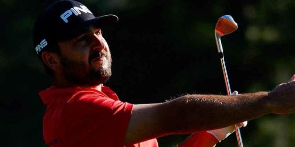 Stephan Jäger gelingt bei seinem ersten Turnier als PGA Tour Member ein ordentliches Debüt. (Foto: Getty)