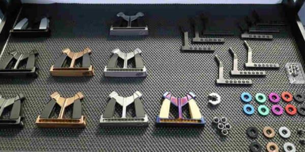 Caledonia bietet neben einer breit gefächerten Auswahl an Puttern auch ein einmaliges Erlebnis im Putting-Performance-Center. (Foto: Caledonia)
