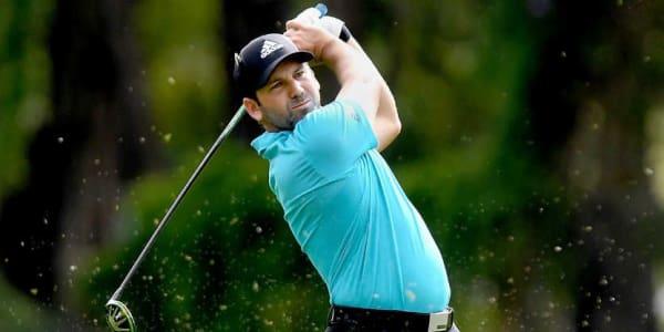 Sergio Garcia spielte bei der ersten Runde der Australian PGA Championship eine starke Auftaktrunde. (Foto: Getty)