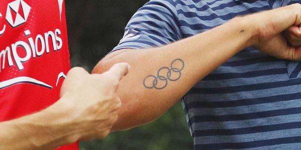 Golf-Tattoos - mit einer Tätowierung seine Leidenschaft für den Sport demonstrieren? Diese Sportler haben es getan! (Foto: Getty)