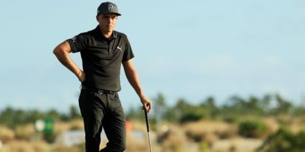 Rickie Fowler widmet seinen Triumph bei der Hero World Challenge einem verstorbenen Golfpartner. (Foto: Getty)