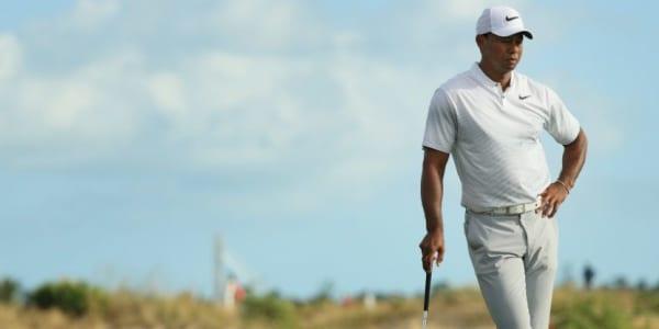 Tiger Woods bei der Hero World Challenge. Die Tee Times. (Foto: Getty)