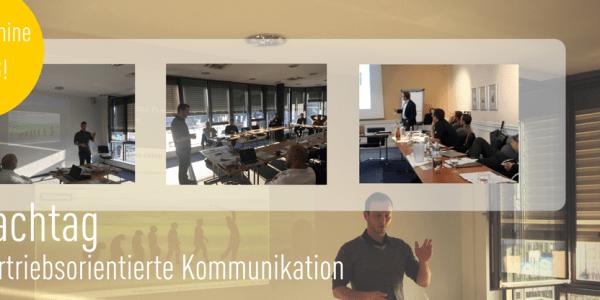 Fachtag Vertriebsorientierte Kommunikation 2018: Die neuen Termine 2018 stehen fest! (Foto: Golf Post)
