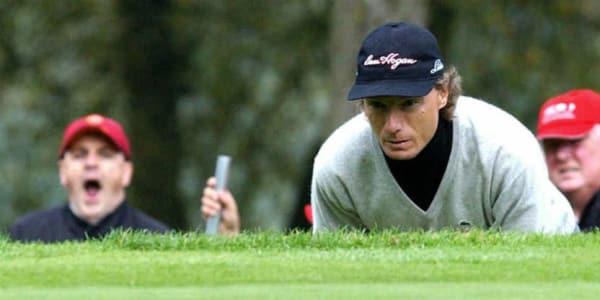 Golf wird bei einer Umfrage von der Britischen Seite YouGov zum langweiligsten Sport im TV gewählt. (Foto: Getty)