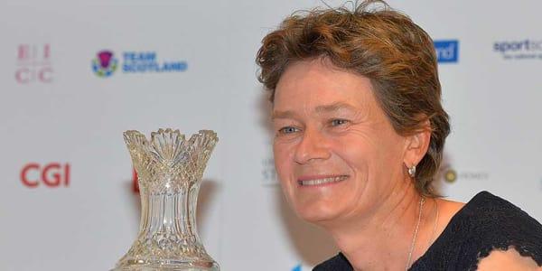 Catriona Matthew, Kapitänin des Europäischen Solheim Cup Teams verkündete am Dienstag neue Qualifikationskriterien für die Spielerinnen auf der LPGA Tour. (Foto: Getty)