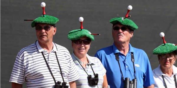 Die besten Golf Kostüme (Foto: Getty)