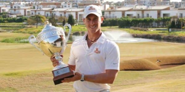 Julien de Poyen gewinnt die Open Casa Green Golf der Pro Golf Tour in Marokko. (Foto: Pro Golf Tour)