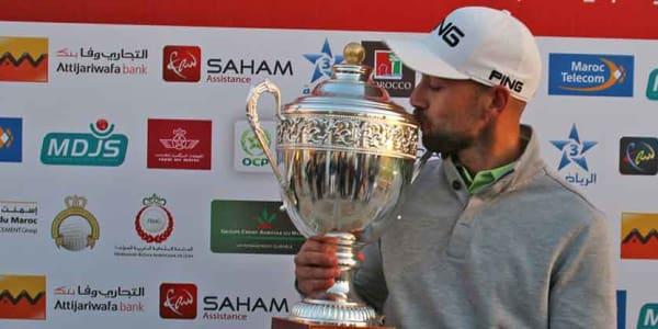 Robbie van West gewinnt auf der Pro Golf Tour. (Foto: PGA of Germany)