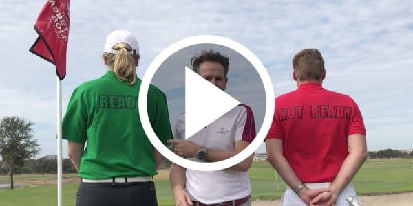 Golf Video Ready Golf erklärt