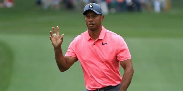 Tiger Woods begeistert die Golfwelt und ist für das Masters im April bei den Buchmachern ganz hoch im Kurs. (Foto: Getty)