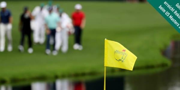 Golf Post konnte bei US Masters 2018 gleich mehrere Erfolge feiern. (Foto: Getty)