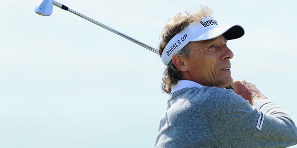 Champions Tour Insperity Invitational 2018 Tag 1 Bernhard Langer