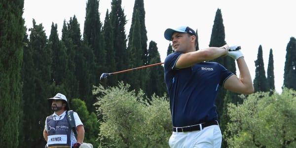 European Tour Italian Open 2018 Ergebnisse Tag 1 Martin Kaymer
