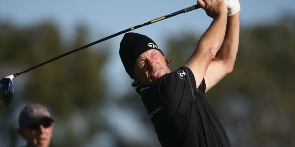 Alex Cejka gehört zu den vielen Spielern, die sich beim AT&T Byron Nelson der PGA Tour unter Par gespielt haben. (Foto: Getty)
