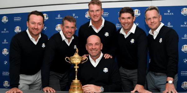 Thomas Bjørn vervollständigt sein Vize-Kapitäns-Team für den Ryder Cup 2018 im Le Golf National. (Foto: Getty)