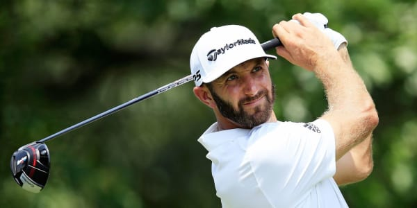 PGA Tour FedEx St. Jude Classic 2018 Tag 2 Dustin Johnson