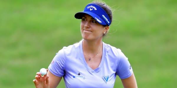 Sandra Gal kommt auf der LPGA Tour immer besser in Fahrt. (Foto: Getty)