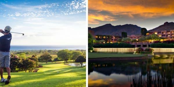 Wie funktioniert der perfekte Golfurlaub? (Foto: Allen.G / Mark Skalny)