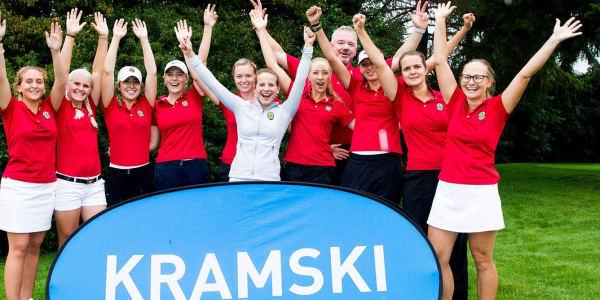Deutsche Golf Liga 1. Bundesliga Spieltag 4 Ergebnisse Frankfurt Damen