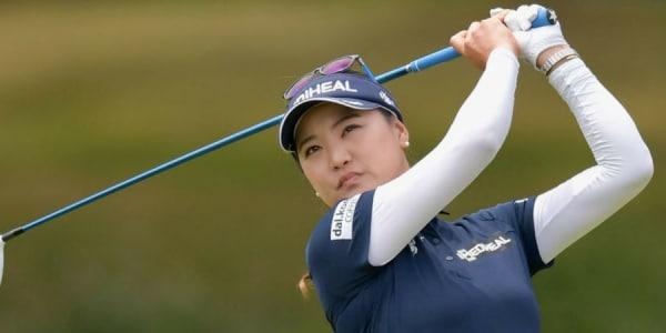 So Yeon Ryu erobert die Spitze der KPMG Women's PGA Championship nach drei gespielten Runden. (Foto: Getty)