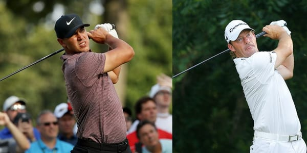 PGA Tour FedExCup Playoffs The Northern Trust 2018 Ergebnisse Tag 2 Brooks Koepka Alex Cejka