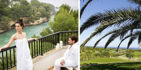 Mit ROBINSON einen unvergesslichen Golfurlaub auf Mallorca erleben. (Foto: ROBINSON)