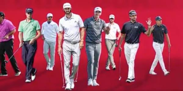 Die ersten acht fest qualifizierten Spieler des amerikanischen Ryder Cup Teams stehen fest! (Foto: twitter.com / @RyderCupUsa)