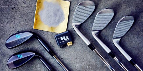 Titan Golf präsentiert neue Modelle im Onlineshop. (Foto: Titan Golf)
