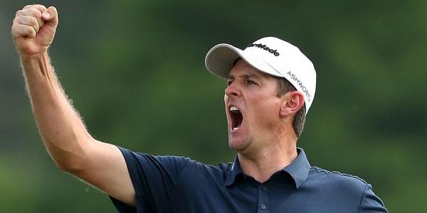 Justin Rose übernimmt die Spitze der Golf Weltrangliste. (Foto: Getty)