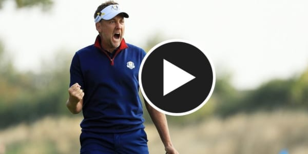 Die besten Schläge vom Ryder Cup 2018 gibt es hier bei uns im Video. (Foto: Getty)