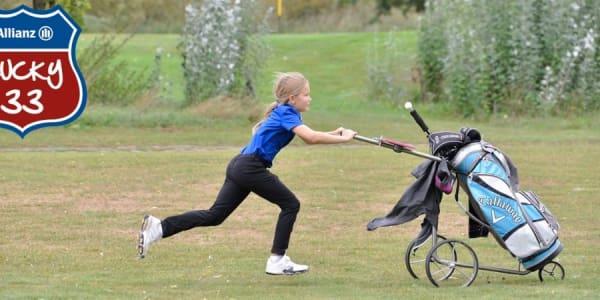 Die Allianz Lucky33 Turnierserie feiert die Jugend und 2018 auch ihr 10-jähriges Jubiläum. (Foto: Allianz)
