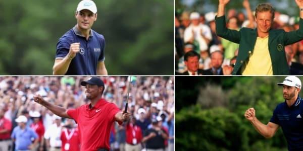 Alle Weltranglistenersten im Überblick. (Foto: Getty)