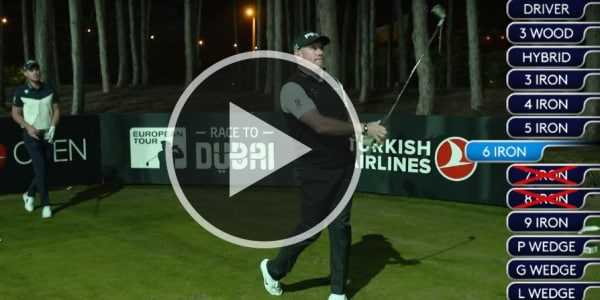 Danny Willett und Lee Westwood treten in der 14 Club Challenge der European Tour gegeneinander an. (Foto: Youtube.com/@Eurpean Tour)