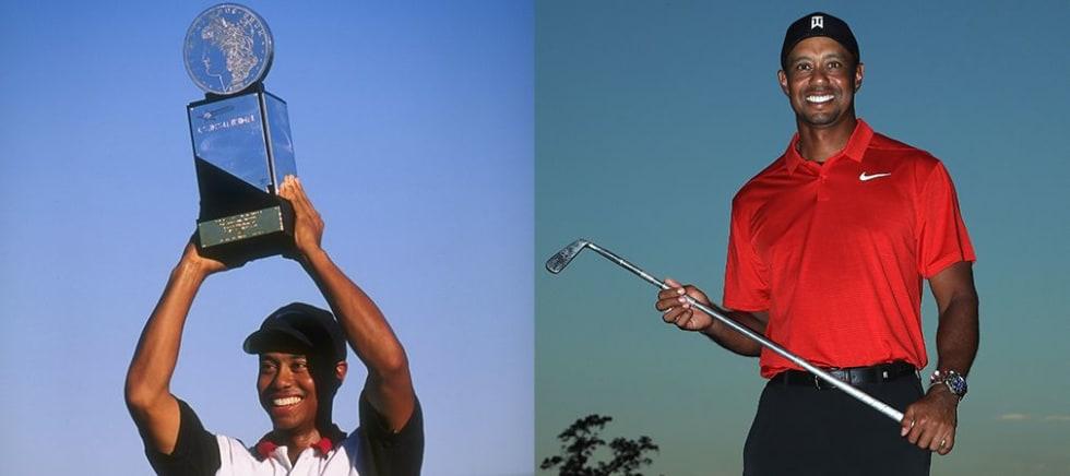 80 Siege hat Tiger Woods auf der PGA Tour gesammelt. (Foto: Getty)
