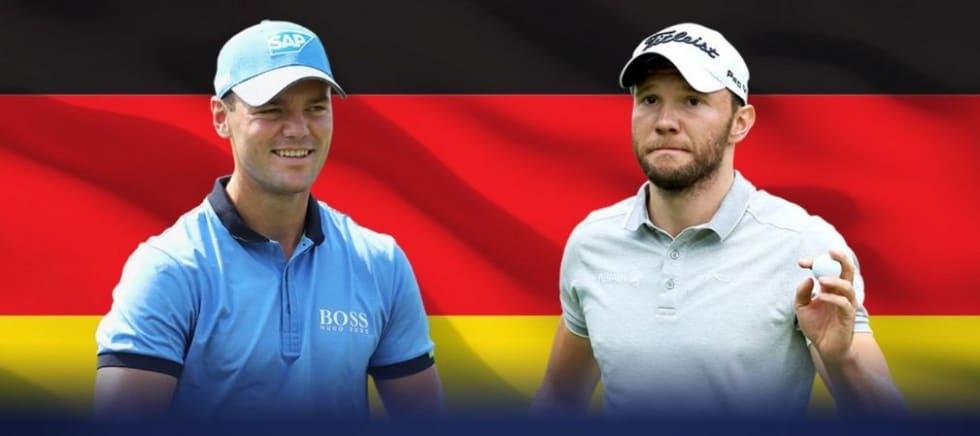 Martin Kaymer und Max Kieffer gehen beim World Cup of Golf für Team Deutschland an den Start. (Foto: Twitter/@WorldCupofGolf)
