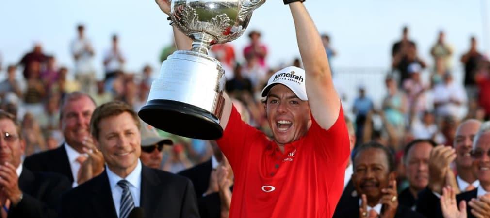 Rory McIlroy gewinnt die PGA Championship 2012