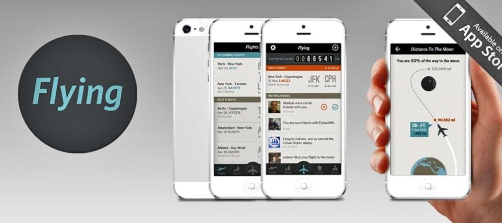 Flying - Die App für echte Airline-Fans