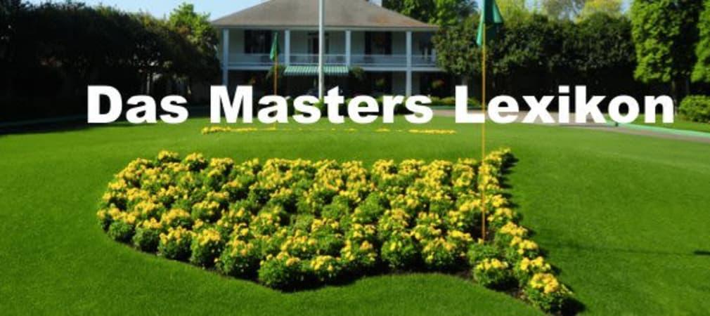 Golf Post Das Lexikon zum US Masters Golf