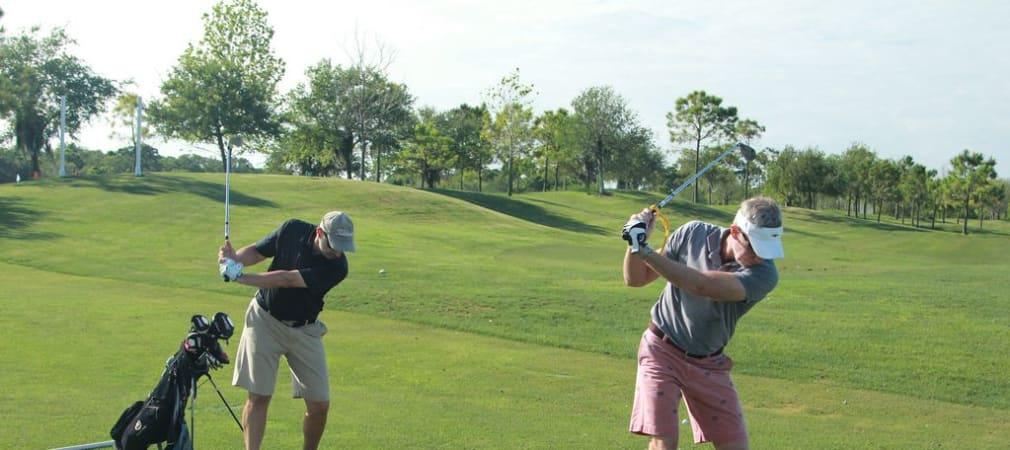 Die Platzreife ist die erste Hürde im Golf. Doch wie geht es weiter? (Foto: IMGacademy/flickr)