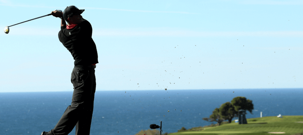 Tiger Woods Torrey Pines