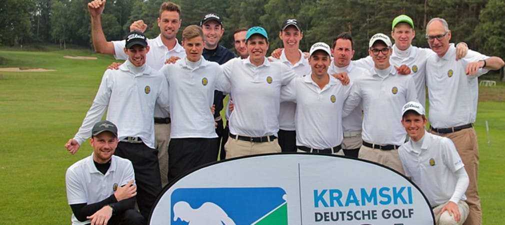Herrenteam des Frankfurter GC. (Foto: DGV)